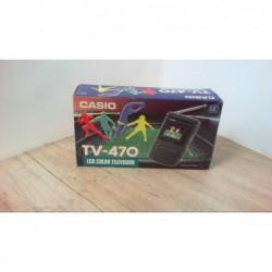 Mini Tv Portatile Casio 470...