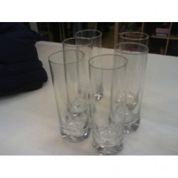 V-bicchieri Alti 6pz