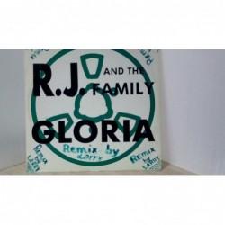 Vinile 33   R.J. Family...