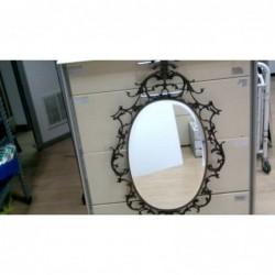 Specchio Ovale Con Molatura...