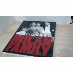 Libro Fotografico D&G Milan...