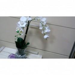 Orchidea Finta Con Vaso In...