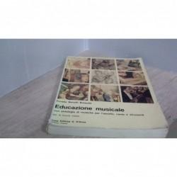 Libro Educazione  Musicale...