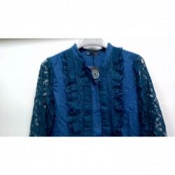Camicia Blu 44 G