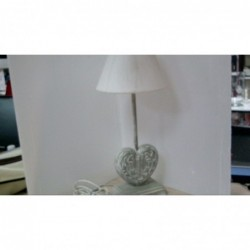 Lampada Da Tavolo Shabby...