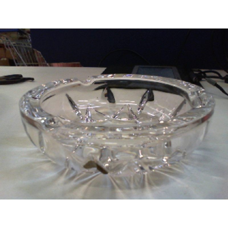 S- Posacenere Capri Crystal