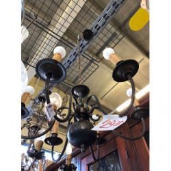 V-lampadario 6 Luci