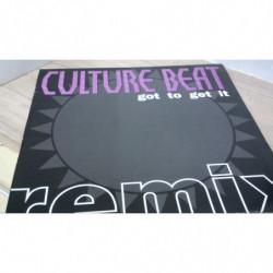 Vinile 33  Culture Beat...