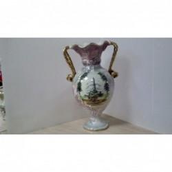 Anfora Ceramica Decoro...