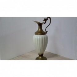 Anfora Ceramica/ottone...