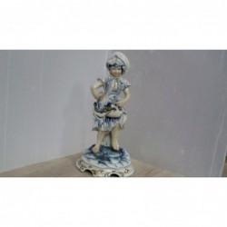 Statua Ceramica Capodimonte...