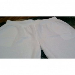 Pantalone Corto Lino L R