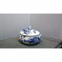 Zuppiera Ceramica Decori...