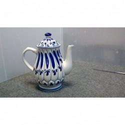 Teiera Ceramica Bianco/blu...