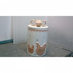 Barattolo Ceramica     V