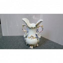 Anfora Ceramica Con Decori...
