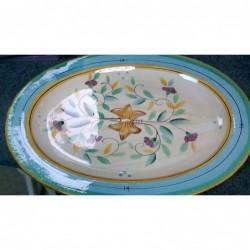 Vassoio Ceramica     V