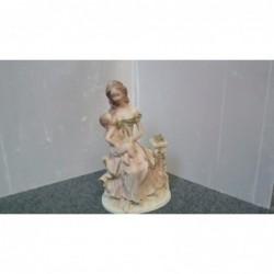 """Statua Resina """"mamma Con..."""