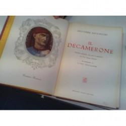 V-libro Il Decamerone...