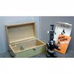 Microscopio Pallas Vintage...