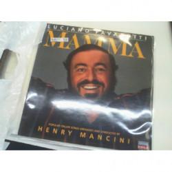 V-vinile 33 Pavarotti...