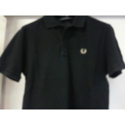 Polo Uomo Fred Perry Nera M G