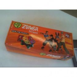 V-zumba Fitness 4 Dvd+2maracas