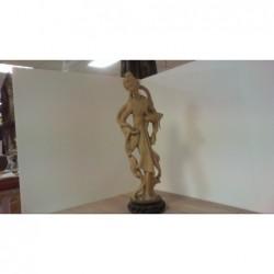 """Statua Resina """"donna..."""