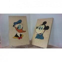 Quadretti Disney Dipinti A...